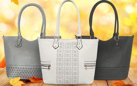 Elegantní dámské kabelky mnoha barev