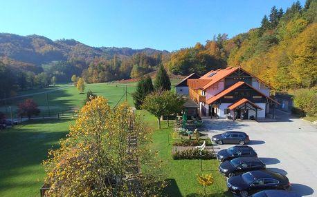 Slovinsko: Hotel Amon Olimje