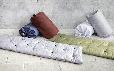 Oboustranné srolovatelné postele na spaní i masáž