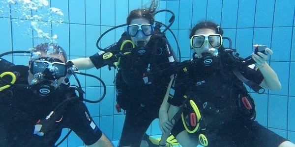 Potápění na zkoušku5