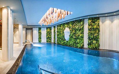 Pobyt ve 4* hotelu ve Varech s nádherným wellness