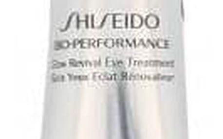 Shiseido Bio-Performance Glow Revival Eye Treatment 15 ml rozjasňující oční krém pro ženy