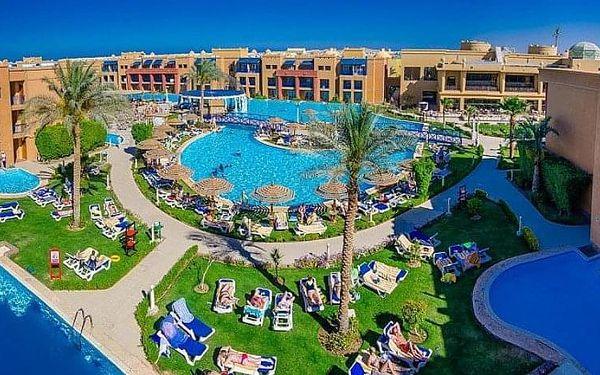 25.07.2020 - 01.08.2020   Egypt, Hurghada, letecky na 8 dní all inclusive3