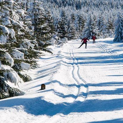 Na lyže do Jizerských hor: pobyt v horské chatě