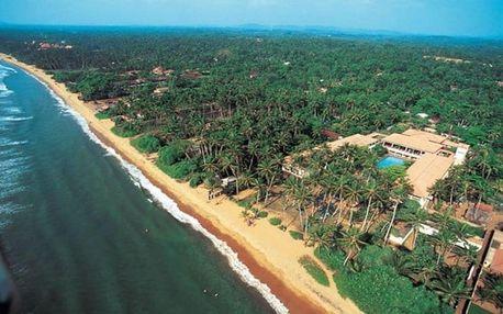 Srí Lanka letecky na 10 dnů