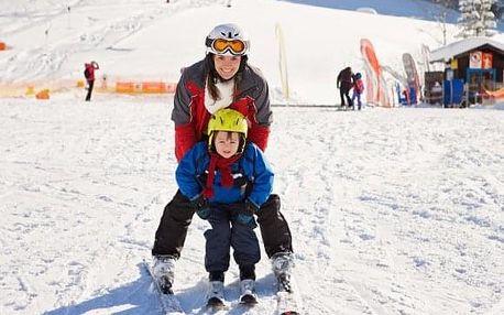 Sobotní lyžovačka v rakouském středisku Hochficht