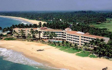 Srí Lanka letecky na 10 dnů, polopenze