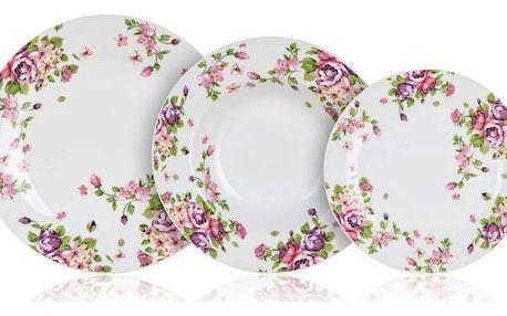 Banquet Beauty 18dílná jídelní sada