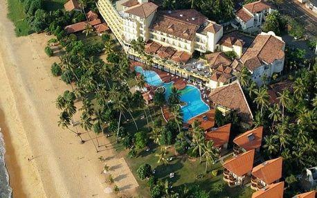 Srí Lanka letecky na 13 dnů, all inclusive