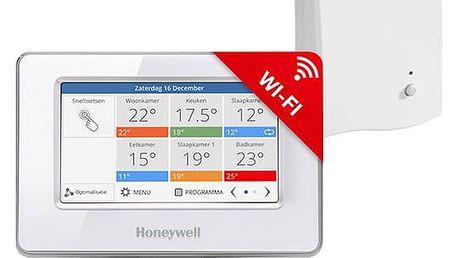 Honeywell EvoTouch-WiFi ATP921R3052, řídící jednotka s napájením + BDR91, Česká verze