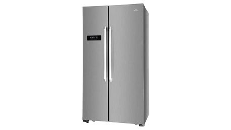 Americká lednice ETA 136090010 nerez