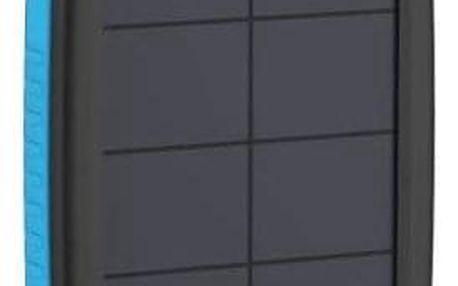 XLayer powerbank PLUS Solar 20000 mAh černá/modrá