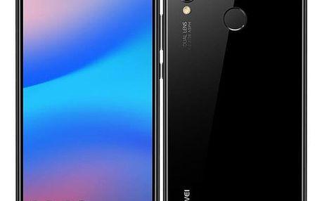 Mobilní telefon Huawei P20 lite černý (SP-P20LDSBOM)