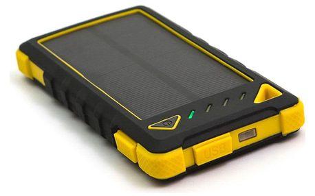 DOCA Solar 8 žlutá