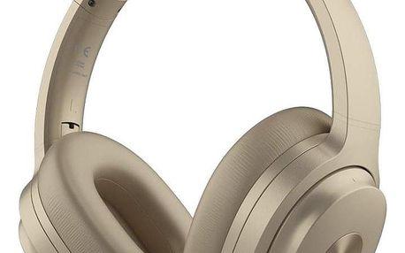 Bezdrátová sluchátka Cowin SE7 - zlatá barva