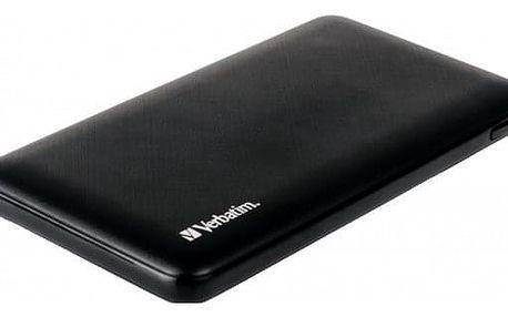 Powerbank Verbatim 10000 mAh černá (49570)