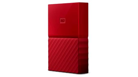 Western Digital My Passport 4TB červený (WDBYFT0040BRD-WESN)
