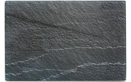 Krájecí prkénko ANTHRACITE SLATE, 30X20 cm, ZELLER