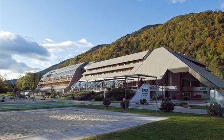 Slovinsko - Kranjska Gora na 3-5 dnů, polopenze
