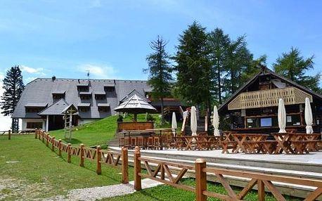 Hotel Krvavec, Slovinsko, Hory a jezera Slovinska, Krvavec