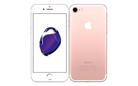Apple iPhone 7 256 GB - Rose Gold (MN9A2CN/A)