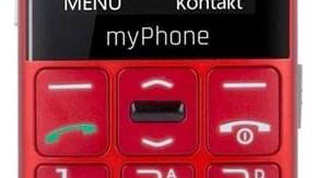 myPhone HALO EASY červený (TELMY10EASYRE)