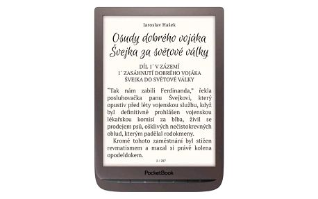 Pocket Book 740 Inkpad 3 hnědá (PB740-X-WW)