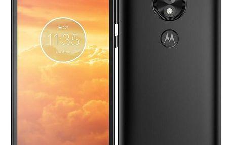 Motorola E5 Play Dual SIM černý (PACR0001RO)