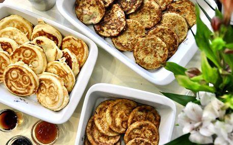 Lívanečky či bramboráky: klasické i se slaninou