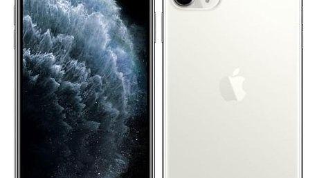 Apple iPhone 11 Pro Max 64 GB - Silver (MWHF2CN/A)
