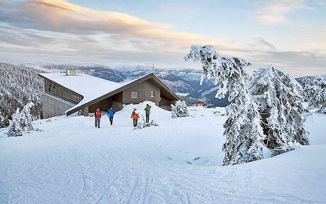 Krkonoše v penzionu u ski areálů Pec pod Sněžkou a Velká Úpa se snídaní