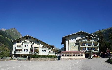 Rakousko, Tyrolsko: Hotel Hohe Tauern