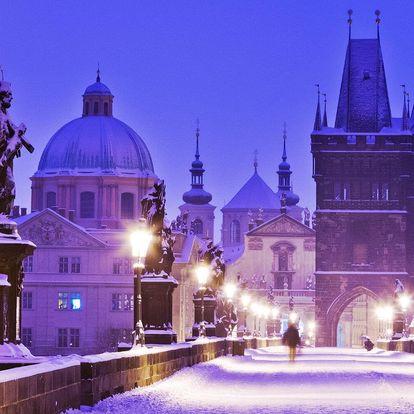 Pobyt v moderním hotelu v centru Prahy