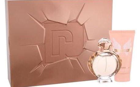 Paco Rabanne Olympéa dárková kazeta pro ženy parfémovaná voda 50 ml + tělové mléko 75 ml