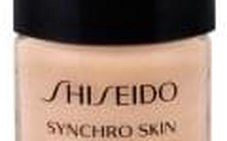 Shiseido Synchro Skin Glow SPF20 30 ml rozjasňující make-up pro ženy Neutral 3