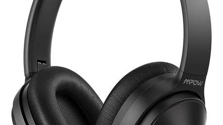Bezdrátová sluchátka MPOW H12 - černá