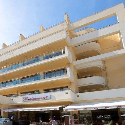 Bulharsko - Slunečné pobřeží letecky na 8 dnů, snídaně v ceně