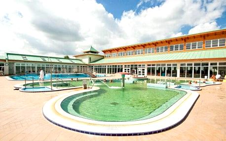 Pobyt u Mosonmagyaróváru: Hotel Korona Panzió u termálních lázní s polopenzí