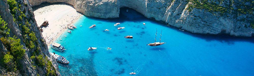 Poznávací zájezdy Řecko
