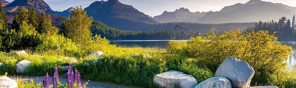 Slevy dovolená na horách Aromatica