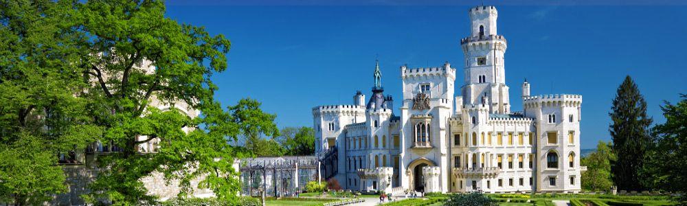 Aktivní dovolená Hluboká nad Vltavou