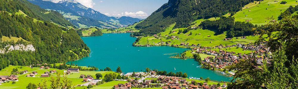 Poznávací zájezdy Švýcarsko