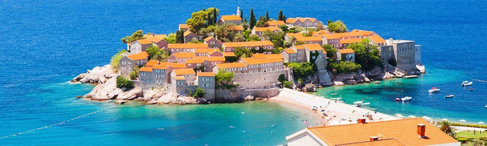 Poznávací zájezdy Černá Hora