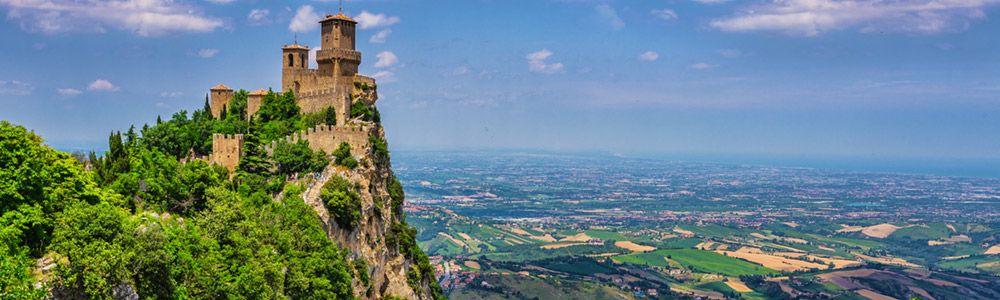 Poznávací zájezdy San Marino