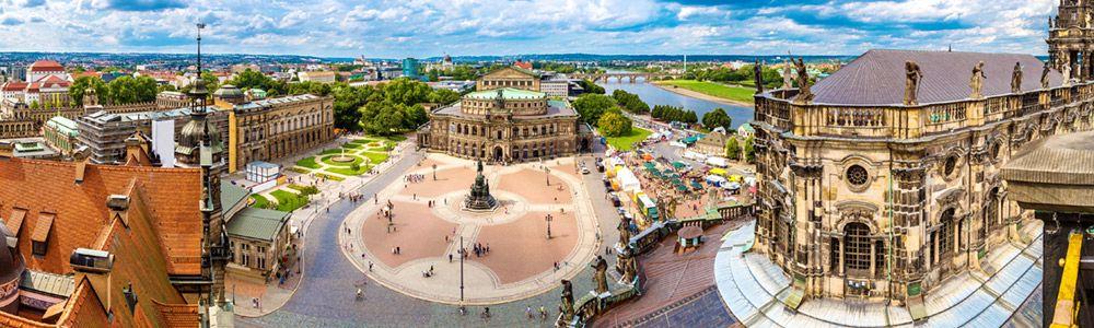 Aktivní dovolená Německo