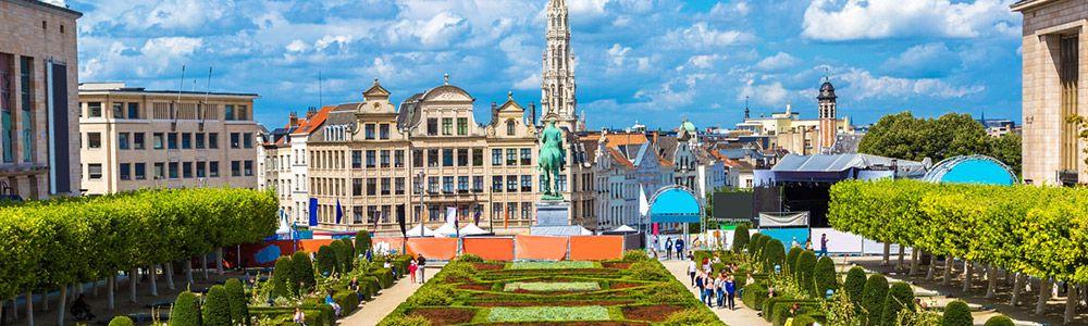 Poznávací zájezdy Belgie