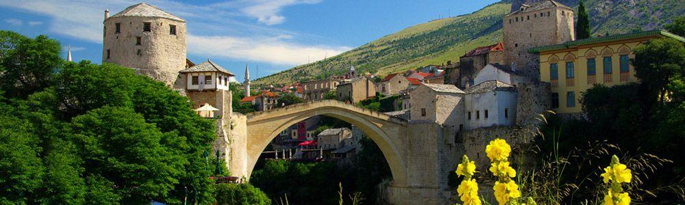Poznávací zájezdy Bosna a Hercegovina