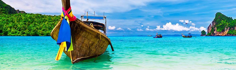 Poznávací zájezdy Thajsko