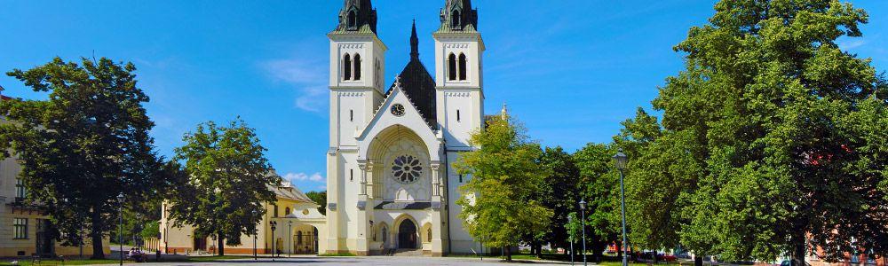 Slevy ve městě v Ostravě