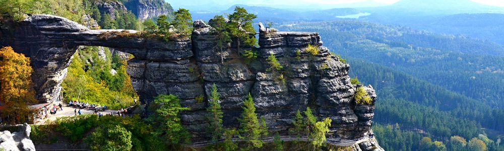 Pobyty & Cestování Lužické hory